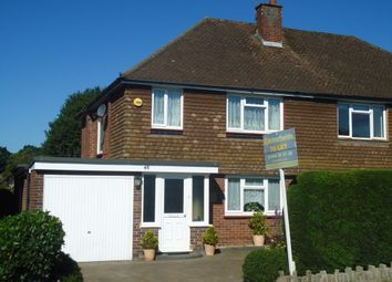 Thumbnail 2 bed semi-detached house to rent in The Chase, Penn