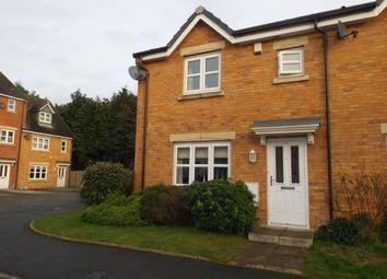 Thumbnail 3 bedroom end terrace house for sale in Mariners Way, Irlam, Manchester, Greater Manchester