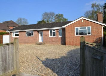 Thumbnail 4 bed detached bungalow for sale in Ashmore Green, Berkshire