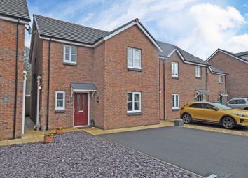 3 bed detached house for sale in Three Double Bedrooms, Tadia Way, Caerleon NP18