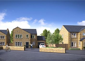 Thumbnail 4 bed detached house for sale in White Hills Croft, Skipton