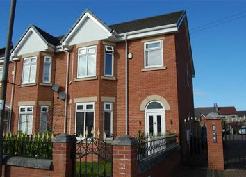 Thumbnail 4 bed semi-detached house for sale in Brownmoor Lane, Crosby, Liverpool