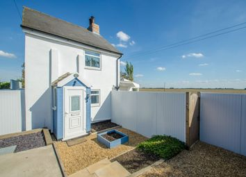 Thumbnail 2 bed detached house for sale in Suspension Bridge, Welney, Wisbech