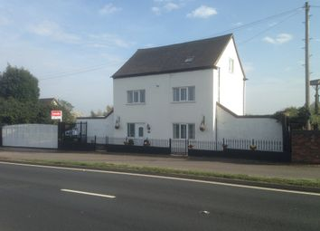 Thumbnail 5 bed detached house for sale in Watling Street, Wall, Lichfield