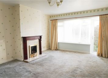 Thumbnail 5 bed semi-detached bungalow for sale in Morley Road, Burntwood