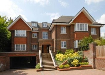 Thumbnail 2 bed flat to rent in 2 Claremont Lane, Esher