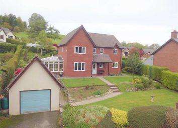 Thumbnail 4 bedroom detached house for sale in 3, Llwyn-Y-Garth, Llanfyllin, Pows