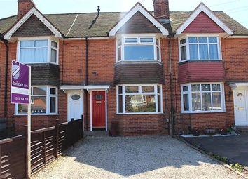 Thumbnail 2 bedroom terraced house for sale in City Road, Tilehurst, Reading