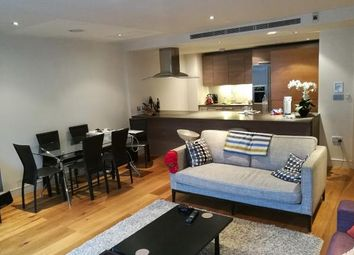 Thumbnail 2 bed flat to rent in Lensbury Avenue, Imperial Wharf