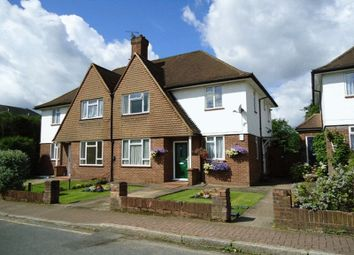 2 bed maisonette to rent in Woodridings Close, Hatch End, Pinner HA5