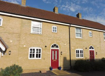 Thumbnail 3 bed terraced house for sale in St. Michaels Avenue, Aylsham, Norwich