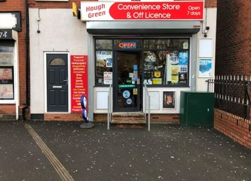 Thumbnail Retail premises for sale in Widnes, Cheshire