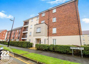 Thumbnail 2 bed flat for sale in Pinehurst Walk, Great Sankey, Warrington