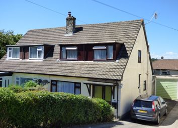 Thumbnail 3 bed semi-detached house for sale in Willow Tree Close, Okehampton