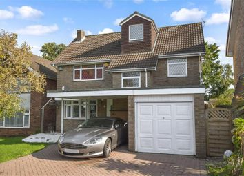 Thumbnail 5 bed detached house for sale in Westland Drive, Waterlooville, Hampshire