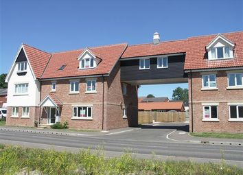 Thumbnail 2 bed property for sale in Stalham, Norwich