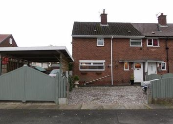 Thumbnail 3 bed end terrace house for sale in Thorn Well, Westhoughton, Bolton, Greater Manchester