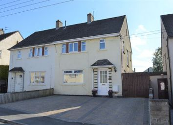 Thumbnail 3 bed semi-detached house for sale in Orchard Avenue, Midsomer Norton, Radstock