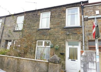 Thumbnail 3 bed terraced house for sale in Little Wind Street, Aberdare