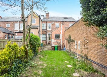 Thumbnail 3 bed terraced house for sale in Woodborough Road, Mapperley, Nottingham