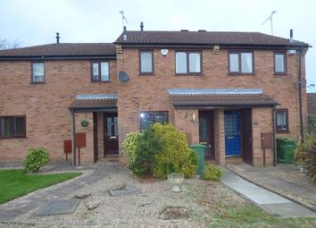 Thumbnail 2 bed terraced house for sale in Roman Hill, Wigston, Leicester