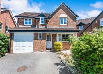 Thumbnail 4 bed detached house for sale in Newbery Close, Axminster
