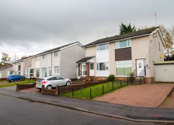 Thumbnail 2 bed semi-detached house for sale in Porteath Road, Moddiesburn, Glasgow