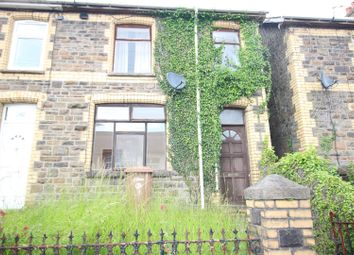 Thumbnail 1 bedroom flat for sale in Islwyn Road, Cross Keys, Newport