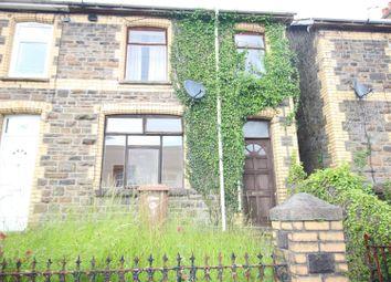 Thumbnail 1 bed flat for sale in Islwyn Road, Cross Keys, Newport