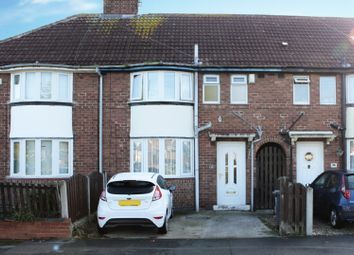 Thumbnail 3 bedroom terraced house for sale in Burton Green, York, North Yorkshire