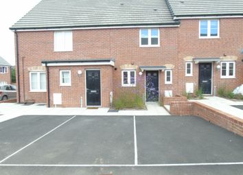 Thumbnail 2 bedroom terraced house for sale in Gwern Close, St Lythans Park, Cardiff