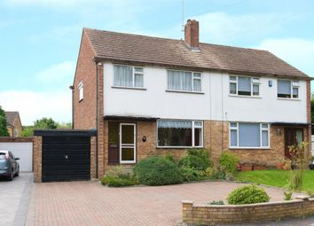 Thumbnail 3 bedroom semi-detached house for sale in Laurel Close, Hutton, Brentwood, Essex