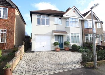 Thumbnail 5 bed semi-detached house for sale in Bargrove Avenue, Hemel Hempstead
