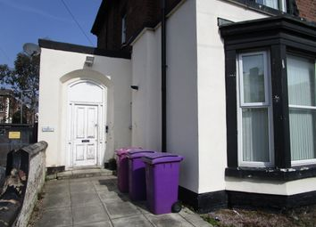 Thumbnail 1 bed flat to rent in Radstock Road, Liverpool