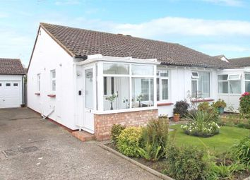 Thumbnail 2 bed semi-detached bungalow for sale in Armada Way, Littlehampton, West Susex