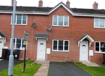 Thumbnail 2 bed town house to rent in Lorena Close, Biddulph, Stoke-On-Trent