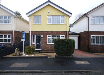 Thumbnail 3 bed detached house for sale in Coalgate Lane, Whiston, Prescot, Merseyside
