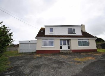 Thumbnail 4 bedroom detached bungalow for sale in Linscott Crescent, West Yelland, Barnstaple