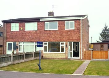 Thumbnail 3 bed semi-detached house to rent in Bowland Avenue, Newcastle