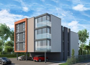 Thumbnail 2 bed flat for sale in Station Approach, Belmont, Sutton