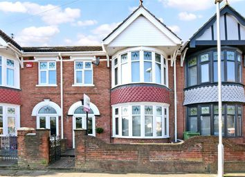 Thumbnail 3 bed terraced house for sale in Kensington Road, Portsmouth, Hampshire