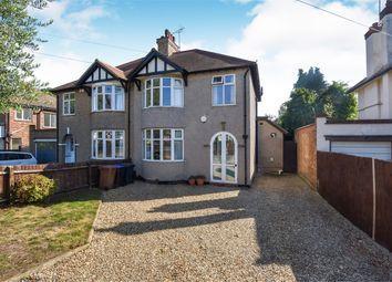 3 bed semi-detached house for sale in Wellingborough Road, Abington, Northampton NN3