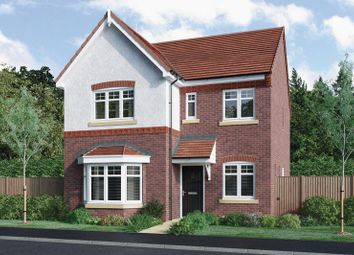 Thumbnail 4 bed detached house for sale in Willow Grange, Marston Lane, Stafford