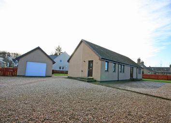 Thumbnail 3 bed detached bungalow for sale in Oakview, Easterbogs, By Buckie