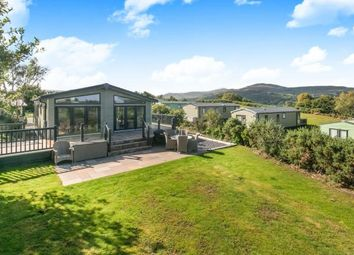 Thumbnail 2 bed mobile/park home for sale in Plot 422, Trefriw Road, Conwy, North Wales