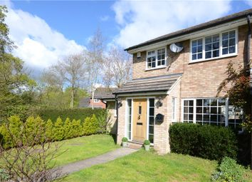 Thumbnail 3 bed end terrace house for sale in Knox Green, Binfield, Bracknell