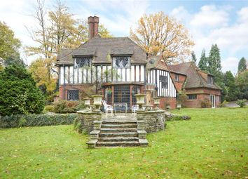 Thumbnail 6 bed detached house for sale in Tyrrells Wood, Surrey