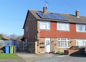 Thumbnail 3 bed semi-detached house for sale in Church Lane, Newington, Sittingbourne
