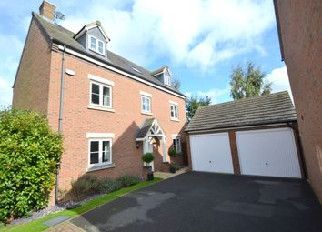 Thumbnail 5 bedroom detached house for sale in Inniskilling Close, Moulton, Northampton