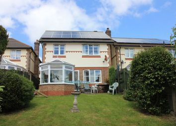 Thumbnail 4 bed detached house for sale in Century Close, St. Austell